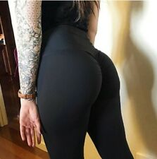 Women High Waisted Seamless Yoga Leggings Stretch Fitness Workout Pants