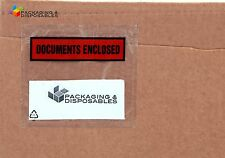2000 Documents Enclosed Envelopes Wallets - A6 Size