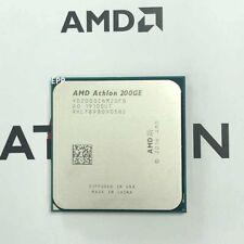 AMD Athlon 200GE 3.2GHz 6M 2 Core 4 Thread Socket AM4 APU YD200GC6M2OFB Vega 3