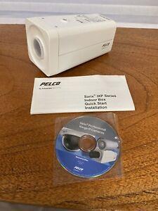NEW Pelco IXP21 Sarix 2mp Box Camera No Lens Not Original Packaging