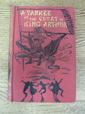 A Yankee at the Court of King Arthur - Mark Twain - First UK Edition - 1889