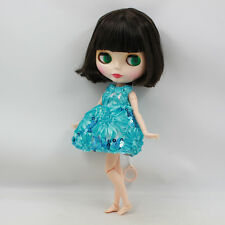 """Takara 12"""" Neo Blythe Nude Doll from Factory short hair azone body free shipping"""