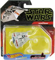 Star Wars Rebel Snowspeeder Hot Wheels Starships