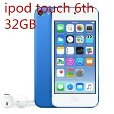 🔥NEW Apple iPod touch 6th Generation Blue (32GB) MP3/4 Player -Latest Model