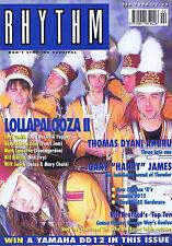 LOLLAPALOOZA / THOMAS DYANI AKURU / THUNDERRhythmVOL 8 no.7February1993