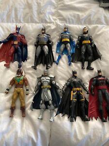 batman action figure lot