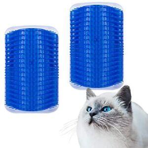 Cat Self Groomer Wall Corner Groomers Cat Face Scratcher Cat Massage Comb