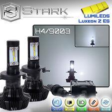 New Z ES LED 16000LM Kit 6000K White Headlight Dual Hi Lo Bulbs - H4 HB2 9003
