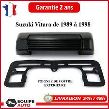 SUZUKI VITARA 89-98 POIGNÉE DE PORTE EXTÉRIEURE DE LA COFFRE / HAYON 82850 60A01