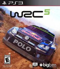 WRC 5 PS3 New PlayStation 3, Playstation 3