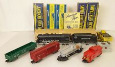 AMERICAN FLYER SET #K5206W--W/K325 LOCOMOTIVE--TENDER & FREIGHTS-LN-W/OBS!