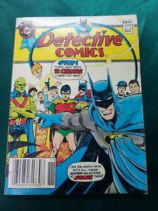 DC Blue Ribbon Digest - #30 - Detective Comics -DC Comics  1982 - FN+
