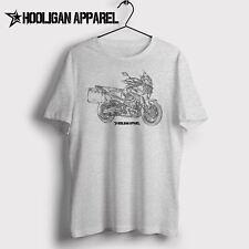 Yamaha XT1200ZE Super Tenere 2018 Inspired Motorcycle Art Men's T-Shirt