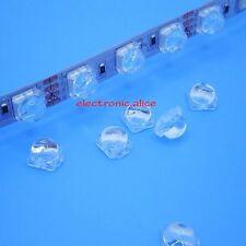 100PCS 30 degree lens streak for 5050 SMD LEDS WS2812, APA102, WS2811,SK6812.