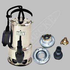 Schmutzwassertauchpumpe/Schmutzwasserpumpe für C Schlauch u.a./Hochwasserpumpe