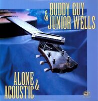 Buddy Guy - Alone and Acoustic [Used Very Good Vinyl LP]