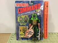"""Vintage Video Command """"Lizard"""" action figure, FREE ship, 32006 Toy Island"""