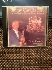 Jimmy Cavallo Live At The Persian Terrace Hotel Syracuse CD Cavello Houserockers