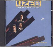 UZEB - Entre ciel et terre - CD 1996 USATO OTTIME CONDIZIONI