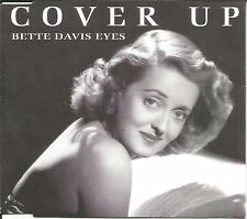 COVER UP Bette Davis Eyes 3 RARE MIXES & UNRELEASED Europe CD single USA Seller