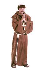 Medieval Monk Halloween Renaissance Religious Costume