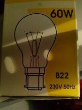 7 bombillas b22