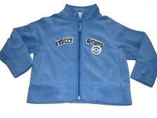 Grinario tolle Fleece Jacke Gr. 116 blau !!