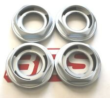4 REAL BBS RZ CENTER CAP HEX NUT 09.23.131 & 09.23.133 ALSO FOR MIATA BBS