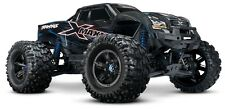 Traxxas X-Maxx 8S Brushless Electric Monster Truck Blue 77086-4 TRA77086-4BL