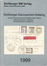 Stollberger Ganzsachen Katalog Spezial Deutschland