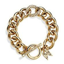 Victoria's Secret Limited Edition 2013 Angel Wing Bracelet With Pave Crystals