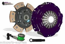 CLUTCH KIT STAGE 2 WITH SLAVE FOR 99-02 CAVALIER GRAND AM SUNFIRE ALERO 2.4L