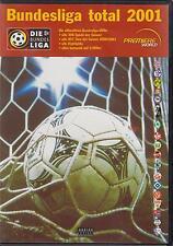 Bundesliga Total 2001  - DVD - Neu u. OVP