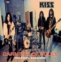 KISS - CARNIVAL OF SOULS: THE FINAL (LTD.BACK TO BLACK)  VINYL LP NEU