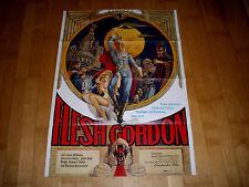 Kinoplakat:  Flesh Gordon  SUZANNE FIELDS+JASON WILLIAMS