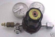 CRYOSONICS COMPRESSED GAS REGULATOR US GAUGE GAGE MODEL 1421