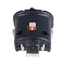Black Motion Plus Sensor Adapter for Nintendo Wii Remote Controller--Brand New