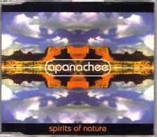 Apanachee - Spirits Of Nature - CDM - 1998 - Eurodance Trance 3TR Felix Gauder