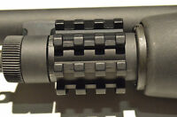 Mossberg  500 590 835 Maverick 12 gauge Mag Tube Barrel mount 5 Position rail