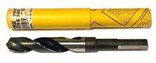 "Morse 43/64"" Drill Bit 43/64"" Silver & Deming Bit High Speed Steel USA Made"