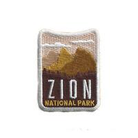 Zion National Park Patch