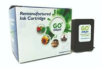 301XL Black Ink Cartridge for HP Inkjet Printers by GO Inkjet Compatible NON OEM