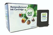 GO Inkjet 301 XL Black Ink Cartridge for HP Inkjet Printers Compatible Reman