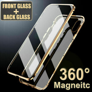 360°Clear Tempered Glass Case Protective Cover For iPhone  13 12 11 Pro Max 78SE