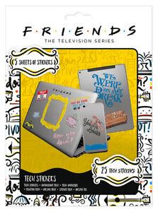Friends (How You Doin') Tech Sticker Tech Stickers / Decals *OFFICIAL*