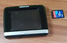 Medion MD96220 MDPNA315T mobile Navigationssystem mit 1GB Speicherkarte
