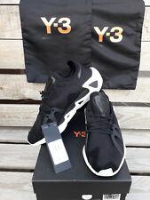 Y-3 Unisex Black FYW S-97 Trainers - Size UK 6 - RRP £330