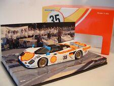 Minichamps 1:43 Dauer Porsche 24h LeMans 1994 #35 Shell Stuck Sullivan Boutsen