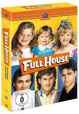 Full House - Series 2 (Two) (1988) * 4-Disc Region 2 (UK) DVD * New