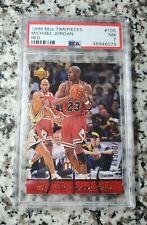 1998 MJx Timepieces Michael Jordan PSA 7 #105 /1900